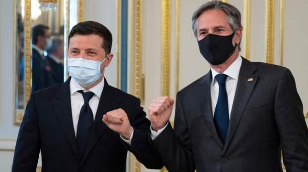 Американцы устраивают на Украине новый переворот