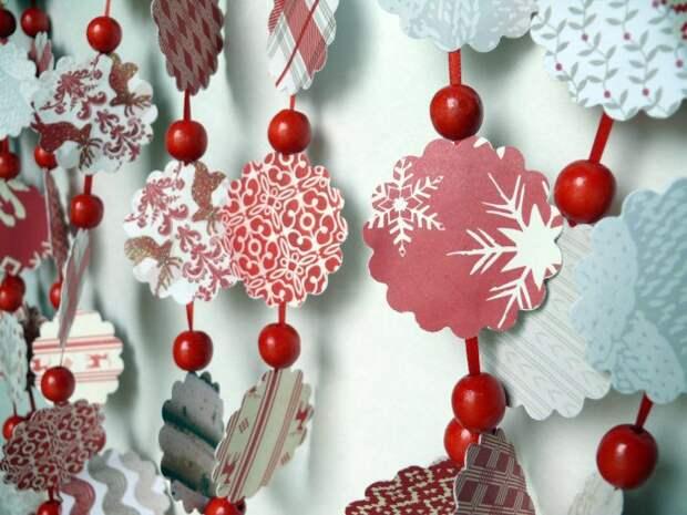 Идеи восхитительных новогодних гирлянд