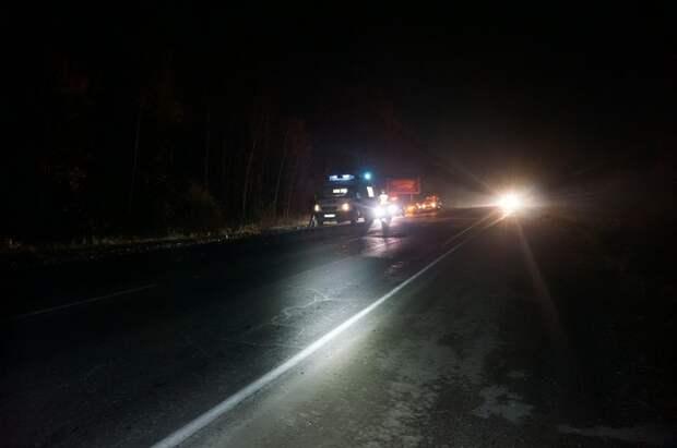 В Нижнем Тагиле пьяный водитель ВАЗ протаранил автомобиль ГИБДД