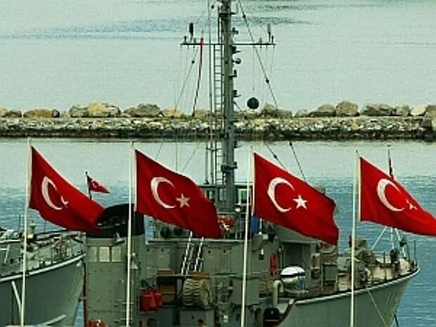 Турция будет претендовать на Крым при разделе Украины?