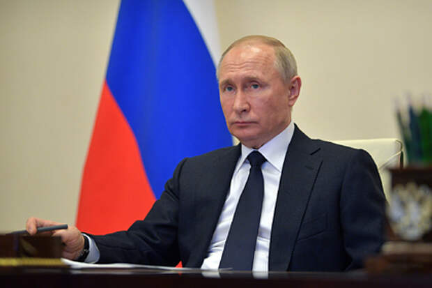 Путин рассказал о восстановлении экономики России после коронавируса