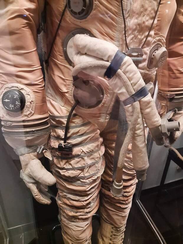 Скафандр «Беркут» А.А. Леонова для выхода в открытый космос