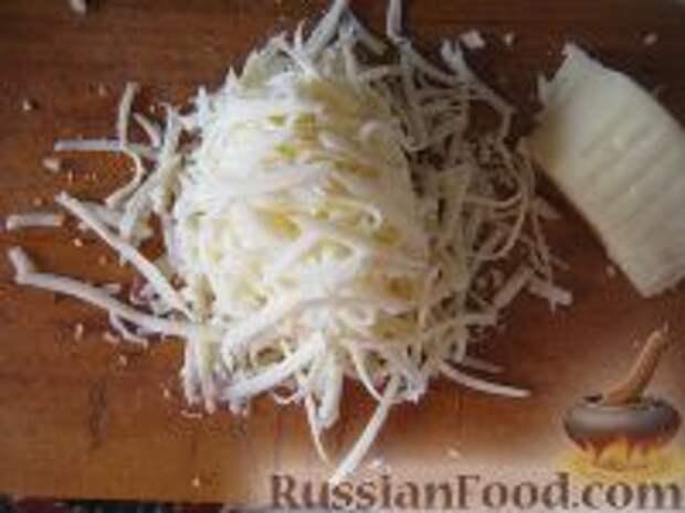 """Фото приготовления рецепта: Запеканка """"Ленивая жена"""" - шаг №10"""