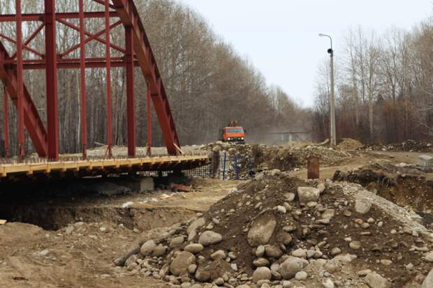 Приангарье получит 423 миллиона рублей на восстановление дорог после паводков