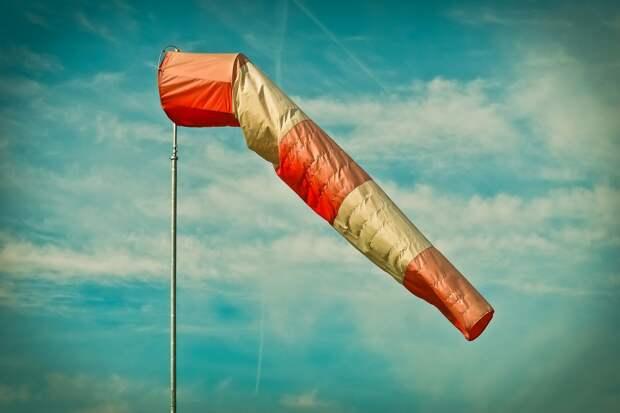 Сильный ветер придет в Удмуртию