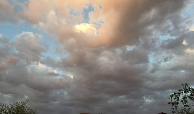 Облачно, нотепло: расскажем, какая погода ожидается вНижнем Новгороде навыходных
