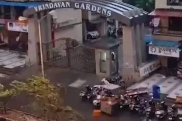 На Индию обрушился мощный циклон «Тауктае»