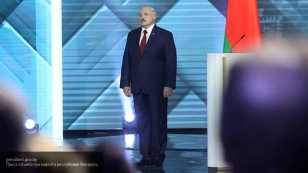 Глава Белоруссии оценил свою работу на посту президента