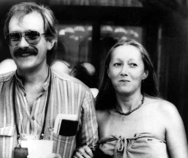 Татьяна Соловьева с мужем, Никитой Михалковым
