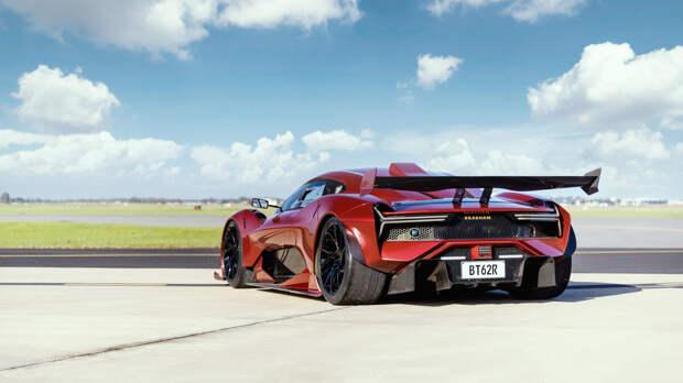 Самый быстрый суперкар…… на треке?