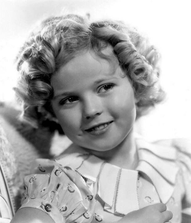 Ширли Темпл. Маленькая Принцесса Голливуда