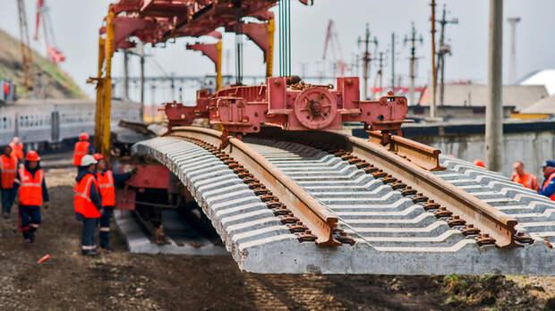 Необычный эксперимент. В России может быть построена крупнейшая частная железная дорога