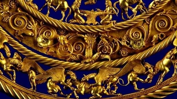 Вассерман о скифском золоте: Киевские спонсоры выкручивают руки Амстердаму