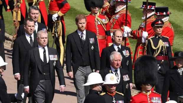 Принц Гарри покинет Великобританию через день после похорон принца Филиппа