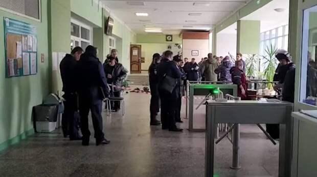 Пермского стрелка отправили под арест на два месяца