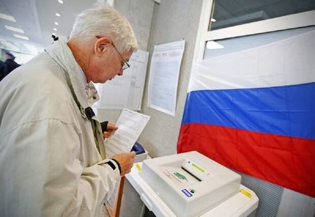 Определился лидер на выборах главы Хабаровского края