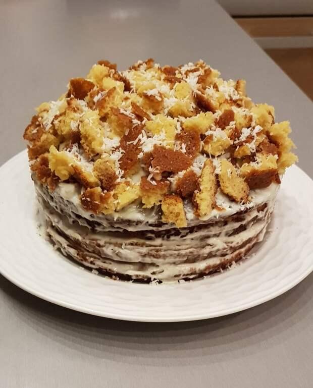 Торт медовик! Торт, Кулинария