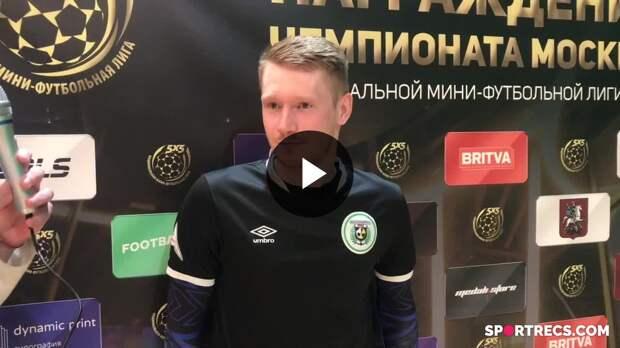 """Максим Мельников """"Уран"""" (интервью)"""