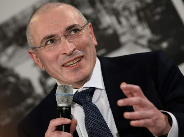 Удар по структурам Ходорковского