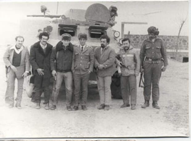 Фотоархив Оперативно-разведывательного боевого отряда «Каскад - 4»