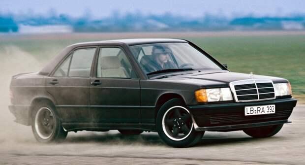 Mercedes 190E — интересные факты о классике
