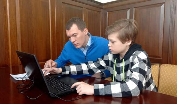 Михаил Дегтярёв примет участие в онлайн-шествии «Бессмертного полка»
