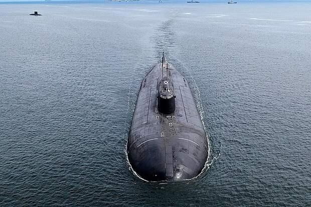 Что заставило российскую подлодку всплыть у берегов Америки
