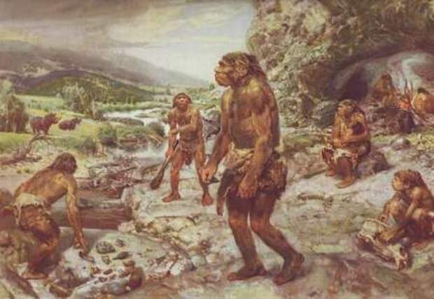 Предки европейцев были людоедами?