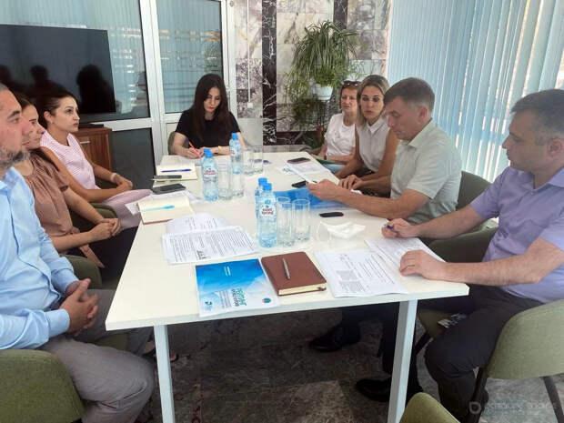 ЦУР Адыгеи обсудил перспективу взаимодействия с Министерством культуры республики