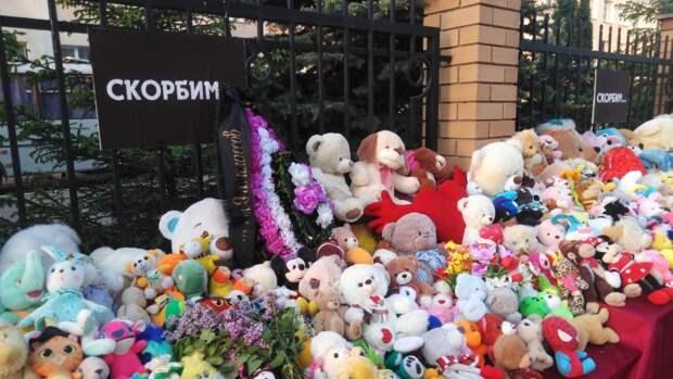 Очевидцы показали, как сейчас выглядит мемориал в память о жертвах казанской трагедии