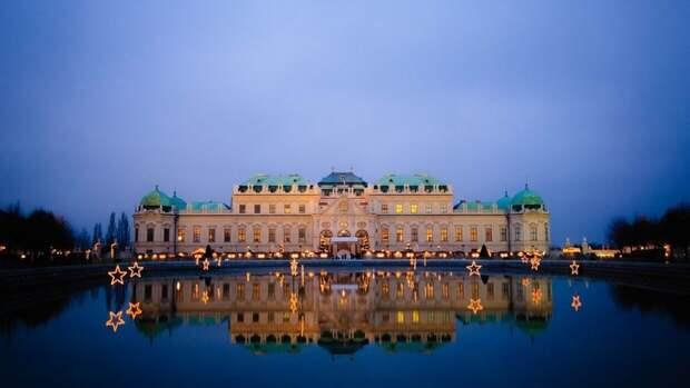 Австрия заявила о готовности принять встречу Путина и Байдена в Вене