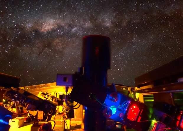 Роботизированный телескоп нашел три горячих юпитера с распухшими атмосферами