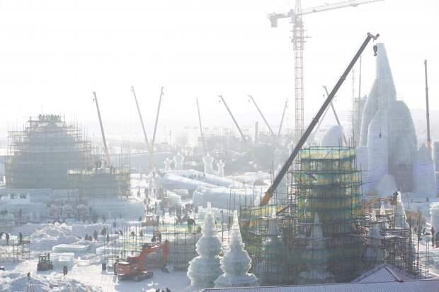 Харбинский международный фестиваль льда и снега