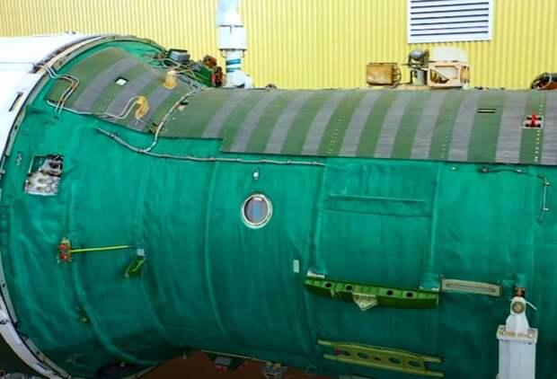 «Алмаз» - советская космическая станция военного назначения