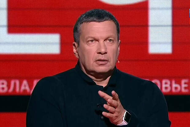 Соловьёв назвал Уткина психически больным за критику властей