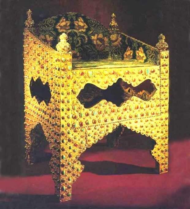 Восшествие на престол Бориса Годунова. Извлечение из Нового летописца. 1626—1630
