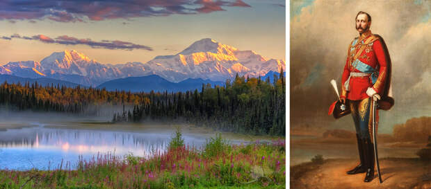 Кто продал Аляску, и в чём именно Екатерина была не права