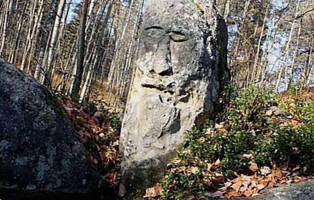 Усть-Тсаевский идол