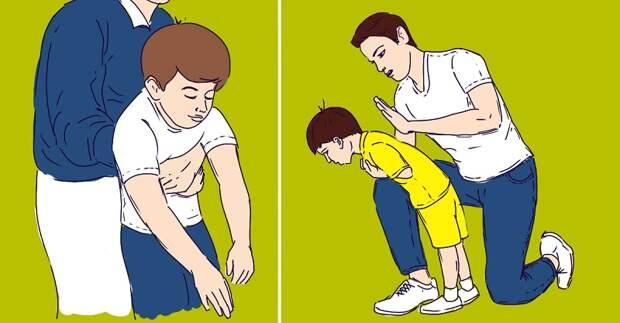 Когда счет идет на секунды... Cоветы врача, которые могут спасти жизнь ребенка