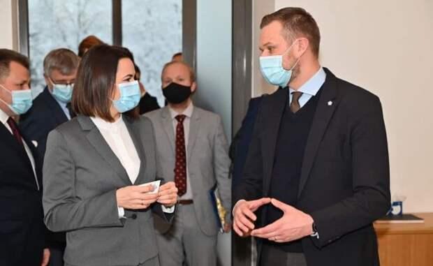 Литва готова предоставить Белоруссиии вакцину отCovid-19