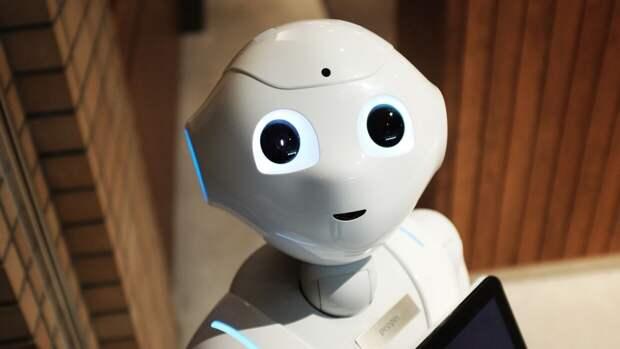 """Американские ученые представили нового """"эмоционального"""" робота"""