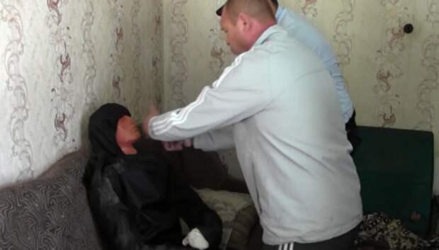 В Крыму под суд пойдёт мужчина, который нанёс своей сожительнице 91 ранение консервным ножом