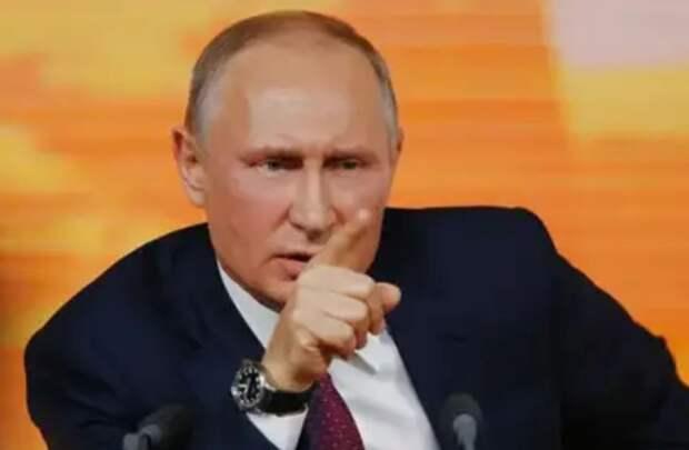 """""""Худший сценарий для Киева"""": Путин поставил крест на Украине"""