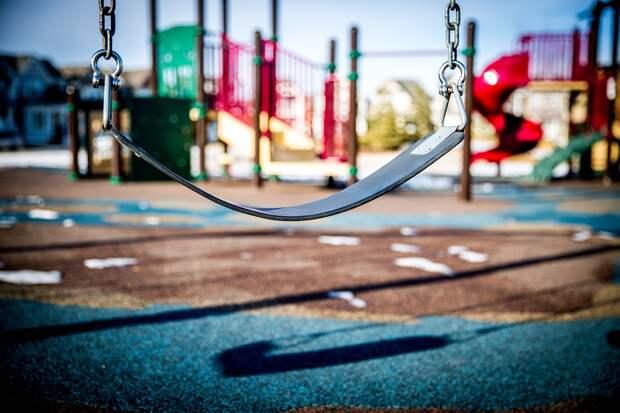 Детская площадка. Фото: pixabay.com