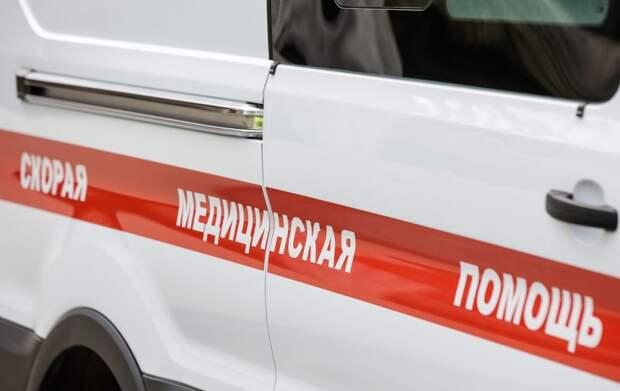 При ДТП в Перевальном пострадал один пассажир