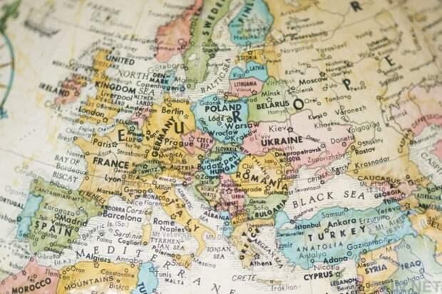 Любопытные факты о Европе