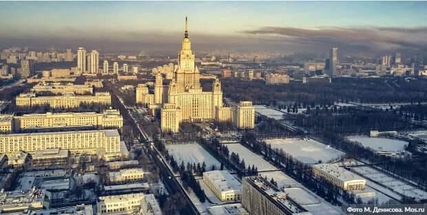 В центре Москвы 31 января ограничат движение пешеходов из-за призывов на незаконную акцию. Фото: М. Денисов mos.ru