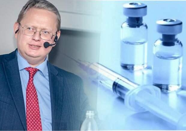 Делягин опубликовал собственное исследование о вакцинации от COVID-19