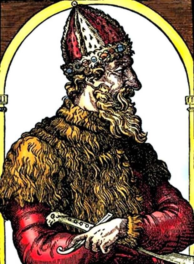 12 сентября 1485 года Великое княжество Тверское вошло в состав Московского государства