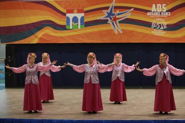 Пенсионеры из Лосинки выступят с башкирским танцем на фестивале «Живи, танцуя!»